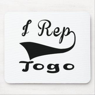 I representante Togo Tapete De Ratones