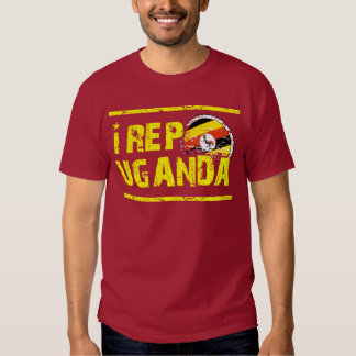 I representante Uganda Polera