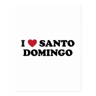 I República Dominicana de Santo Domingo del Postal