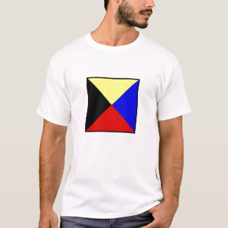 I require a tug (flag only) T-Shirt