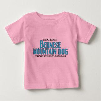 I Rescued a Bernese Mountain Dog (Female Dog) T-shirt