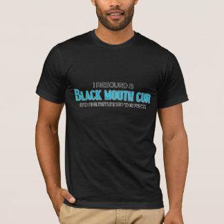 I Rescued a Black Mouth Cur (Female Dog) T-Shirt