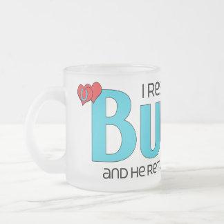 I Rescued a Burro (Male Burro) Mug
