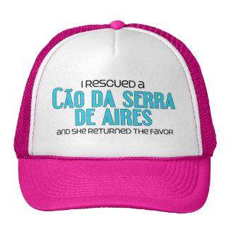 I Rescued a Cão da Serra de Aires (Female Dog) Trucker Hat
