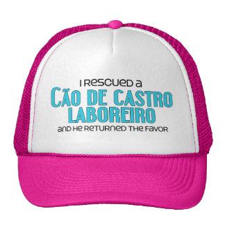 I Rescued a Cão de Castro Laboreiro (Male Dog) Trucker Hat
