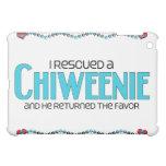 I Rescued a Chiweenie (Male) Dog Adoption Design Case For The iPad Mini