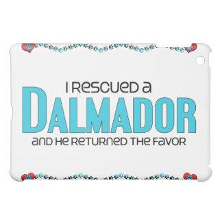 I Rescued a Dalmador (Male) Dog Adoption Design Case For The iPad Mini