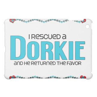 I Rescued a Dorkie (Male) Dog Adoption Design Case For The iPad Mini