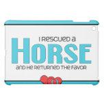 I Rescued a Horse (Male Horse) Case For The iPad Mini