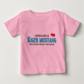 I Rescued a Kiger Mustang (Male Horse) Baby T-Shirt