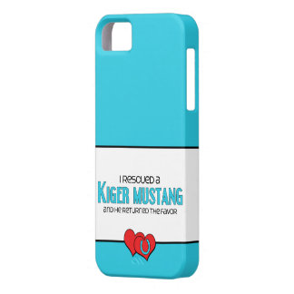I Rescued a Kiger Mustang (Male Horse) iPhone SE/5/5s Case