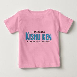I Rescued a Kishu Ken (Male Dog) T Shirts