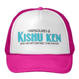 I Rescued a Kishu Ken (Male Dog) Trucker Hat