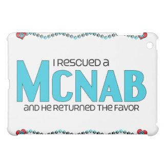 I Rescued a McNab (Male Dog) iPad Mini Case
