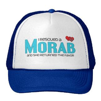 I Rescued a Morab (Female Horse) Hat
