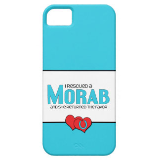I Rescued a Morab (Female Horse) iPhone SE/5/5s Case