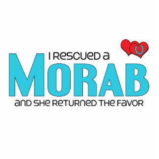 I Rescued a Morab Female Horse Cut Outs