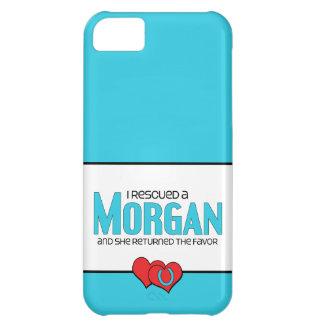 I Rescued a Morgan (Female Horse) iPhone 5C Cover