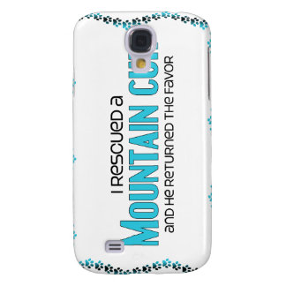 I Rescued a Mountain Cur (Male Dog) Samsung Galaxy S4 Case