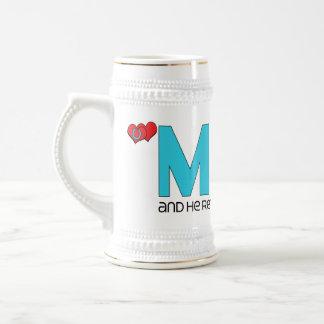 I Rescued a Mule (Male Mule) Coffee Mugs