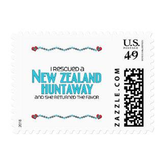 I Rescued a New Zealand Huntaway (Female Dog) Postage