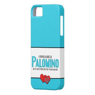 I Rescued a Palomino (Female Horse) iPhone SE/5/5s Case