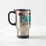 I Rescued a Paso Fino (Male Horse) Coffee Mug