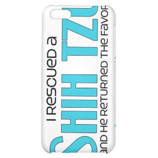 I Rescued a Shih Tzu (Male Dog) Case For iPhone 5C