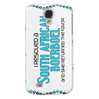 I Rescued a South African Boerboel (Female Dog) Samsung S4 Case