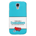 I Rescued a Standardbred (Male Horse) Galaxy S4 Case