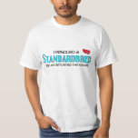 I Rescued a Standardbred (Male Horse) T Shirt
