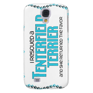 I Rescued a Tenterfield Terrier (Female Dog) Galaxy S4 Case