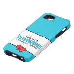 I Rescued a Thoroughbred (Male Horse) iPhone 5 Cover