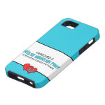 I Rescued a Welsh Mountain Pony (Female Pony) iPhone 5 Cover