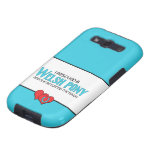 I Rescued a Welsh Pony (Female Pony) Samsung Galaxy S3 Cover