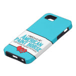 I Rescued an American Paint Horse (Female Horse) iPhone 5 Case