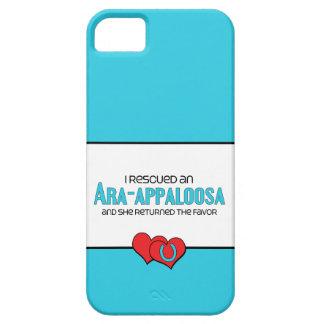 I Rescued an Ara-Appaloosa (Female Horse) iPhone SE/5/5s Case