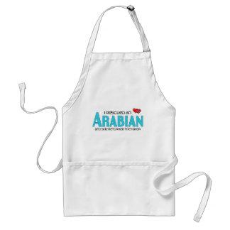 I Rescued an Arabian (Female Horse) Apron