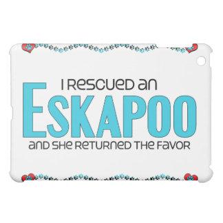 I Rescued an Eskapoo (Female) Dog Adoption Design iPad Mini Cases