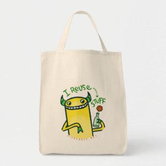 I Reuse Stuff -- bags