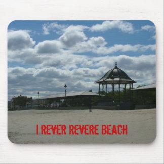 I rever Revere Beach Mouse Pad