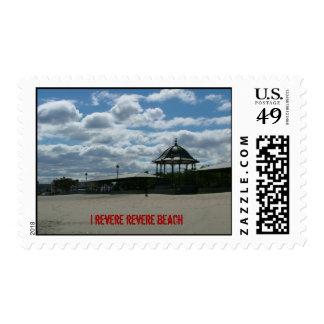 I revere Revere Beach Stamps
