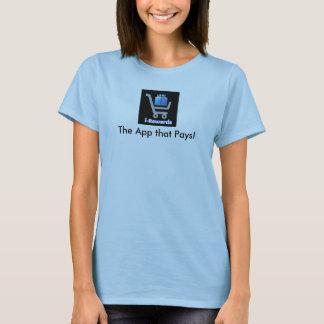 i-Rewards Women's T-Shirt