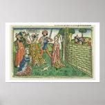 I reyes 3 juicio 16-28 de Solomon, de 'NU Poster