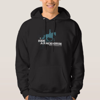 I Ride A Racehorse Hoodie