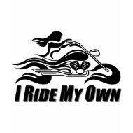 I Ride My Own Tshirt shirt