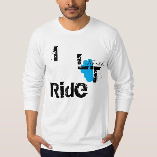 I Ride North Lake Tahoe T-Shirt
