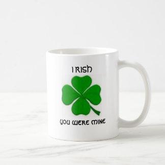 I RISH you were mine Mug