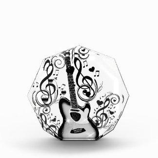 I Rock #5_ Acrylic Award
