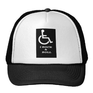 I Rock and Roll Trucker Hat